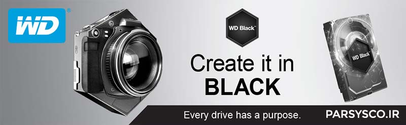 WD black hard