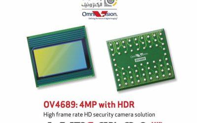 سنسور تصویر دوربین 4 مگاپیکسل