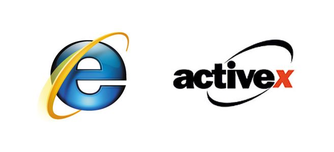 تنظیمات ActiveX